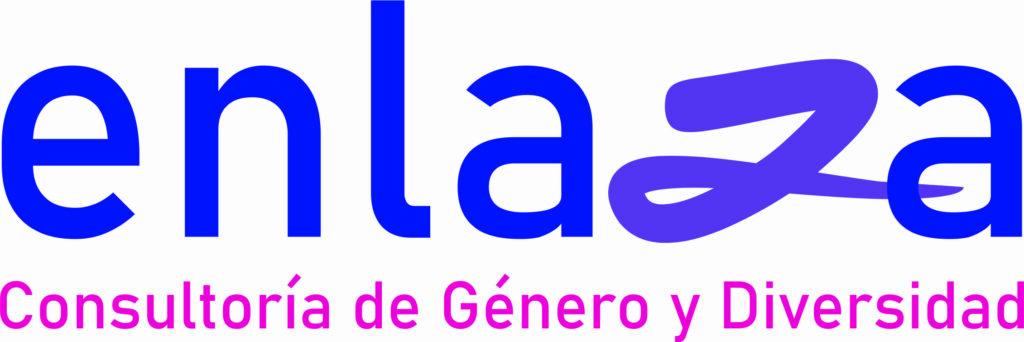 Enlaza Consultoría de Género y Diversidad Logotipo